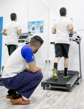 Biomécanica deportiva y plantillas personalizadas